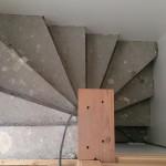 Tremis et escalier